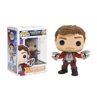 Funko Marvel Guardians Of The Galaxy Vol. 2 Pop! Star-Lord Vinyl Bobble-Head