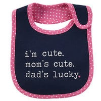 Baby Girl Accessories | Bibs and Burp cloths | Carter's