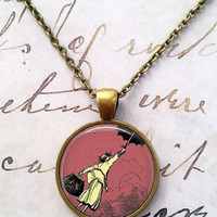 Mary Poppins Necklace T475