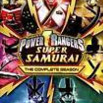 NEW - Power Rangers Super Samurai: The Complete Season [DVD]