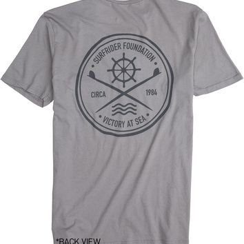 SURFRIDER VICTORY AT SEA SS POCKET TEE
