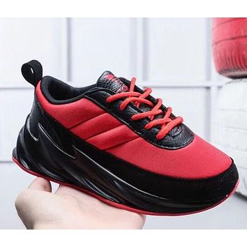 Adidas EQT Girls Boys Children Baby Toddler Kids Child Fashion Casual Sneakers Sport Shoes