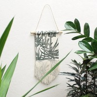 Thistle Wall Hanging