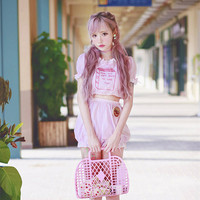 Lolita girl gossip suit French style Free shipping from HIMI'Store
