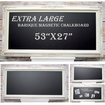 KITCHEN CHALKBOARD For Sale ExTRA LaRGE 53