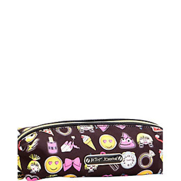 BETSEY CON PENCIL CASE: Betsey Johnson