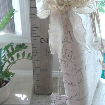 Burlap Rustic Wedding Bows, Chair Bows, Church Pew Bows, Wedding Decorations, Shabby Chic Wedding, Rustic Wedding Decorations, Bows