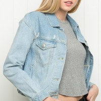 DEBBIE DENIM JACKET