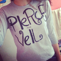 Pierce the Veil Shirt by CrookedYoungClothing on Etsy