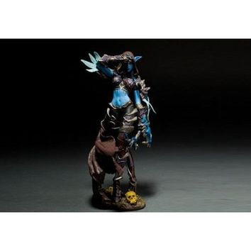 World of Warcraft Sylvanas Windunner Figure