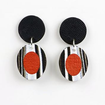 Erika Polymer Clay Earrings