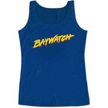 Baywatch Tank Tee Shirt