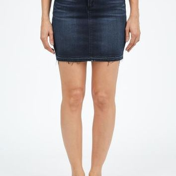 Articles of Society Stacy Mini Skirt in Bath