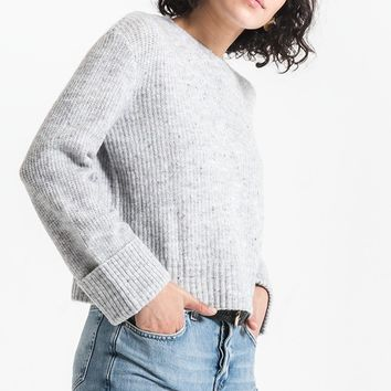 Marina Cropped Sweater