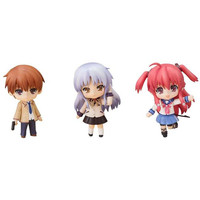 Angel Beats! Nendoroid Petite : Angel Beats Set 02