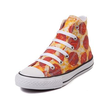 Youth Converse All Star Hi Pizza Sneaker
