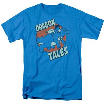 Mens Dragon Tales Flying High T-Shirt