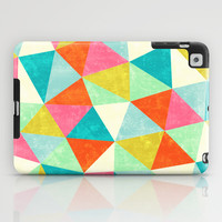 Movement iPad Case by Jacqueline Maldonado