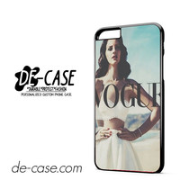 Lana Del Rey Vogue DEAL-6342 Apple Phonecase Cover For Iphone 6/ 6S Plus