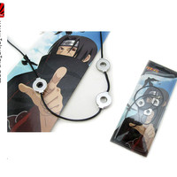 "Naruto: ""Necklace - Itachi (Budget Version)"" : TokyoToys.com: UK Based e-store, Anime Toys Retail, Manga Action Figures, Japanese Snacks, Pocky, DVDs, Gashapon, Cosplay, Monkey Shirt, Final Fantasy, Bleach, Naruto, Death Note, Wall Scrolls, Posters, Resin,"