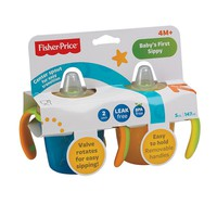 Fisher-Price 2-pk. Baby's First Sippy Cups