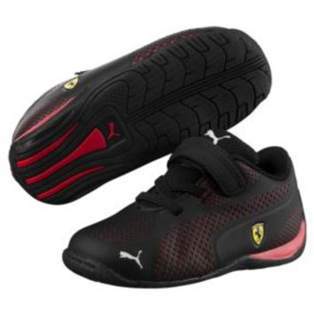 Ferrari Drift Cat 5 Ultra V Preschool Shoes | Puma Black-Rosso Corsa | PUMA Preschool (10.5-3.5) | PUMA United States