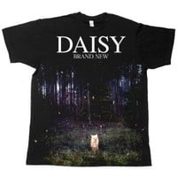 Brand New - Daisy Bottom - T-Shirt - BLA - XL