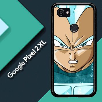 Vegeta Super Saiyan God Blue Z4286 Google Pixel 2 XL Custom Case