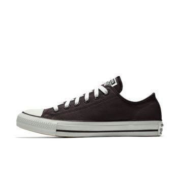 the converse custom chuck taylor all star low top shoe