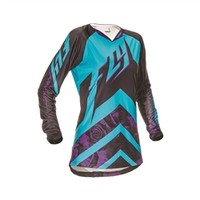 Fly Racing 2016 Womens Kinetic Jersey Available at Motocrossgiant