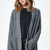 Kendall and Kylie Slouchy Open Front Cardigan at PacSun.com