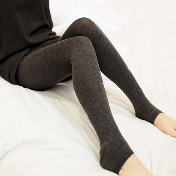 High Quality Stepped Foot Leggings
