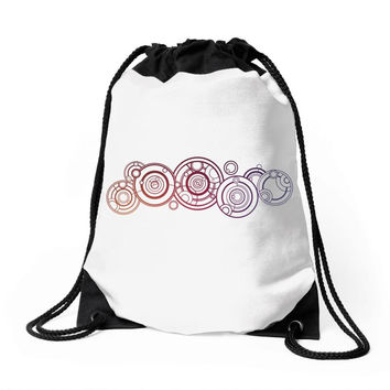 Doctor Who Drawstring Bags