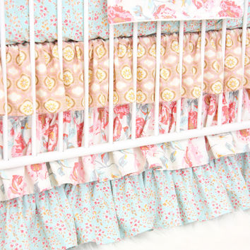 Curtain Panel Pair | Felicity's Floral Bedding