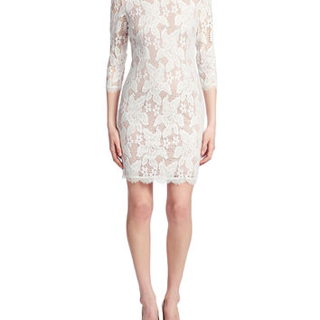 brands little white dresses lace from lord taylor