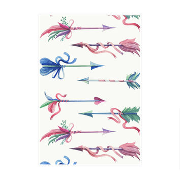 Fairy Arrows Art Print