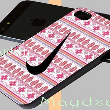 Nike Black on Wave Pattern Inca for iphone case, iphone 4 case, iphone 5 case, samsung galaxy, galaxy s4 case, Galaxy S3 Case