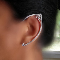Pair of Elf Ear Wraps by catchalljewelry on Etsy