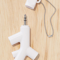 Music Branches Headphone Splitter | Urban Outfitters