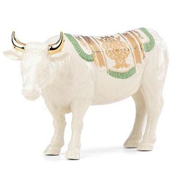 First Blessing Nativity Standing Ox Figurine by Lenox