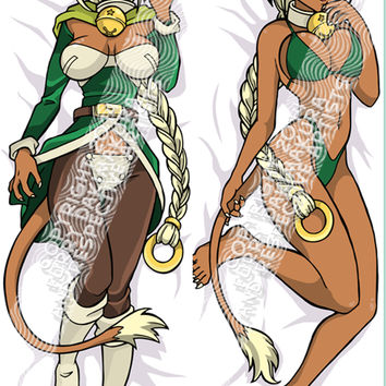 New Aisha Clan Clan Anime Dakimakura Japanese Pillow Custom Designer Furry Dakimakura ADC25