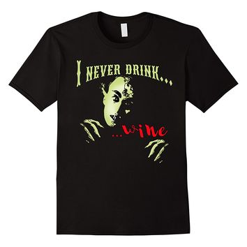 Dracula Quote T-shirt by Scarebaby