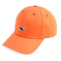 Vineyard Vines Signature Whale Logo Baseball Hat- Cabana