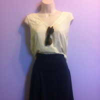 Sea You Soon Skirt from Secondhand Lovin'