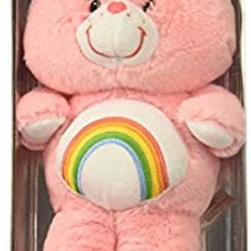"""Just Play Care Bear Classic 13"""" Cheer Plush Toy"""