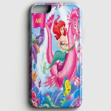 Princess Ariel In The Little Mermaid iPhone 6 Plus/6S Plus Case