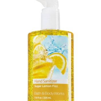 Sanitizing Hand Gel Sugar Lemon Fizz