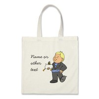Ring Bearer Tote Bag from Zazzle.com