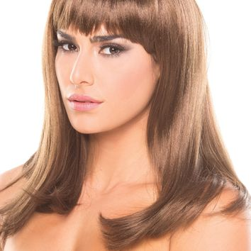 Hollywood Wig Brown