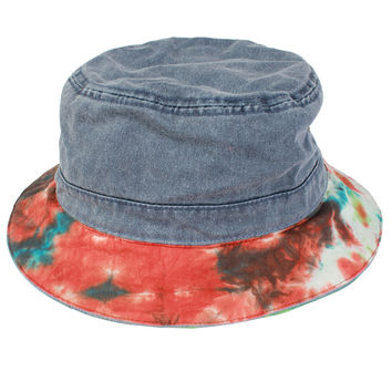The Trippy Bucket Hat